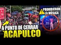 De última hora: ¡Por esto podrían cerrar Acapulco de nuevo! | Noticias de Acapulco