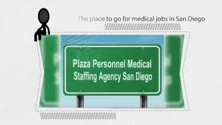 Plaza Personnel Service Medical Staffing Agency in San Diego