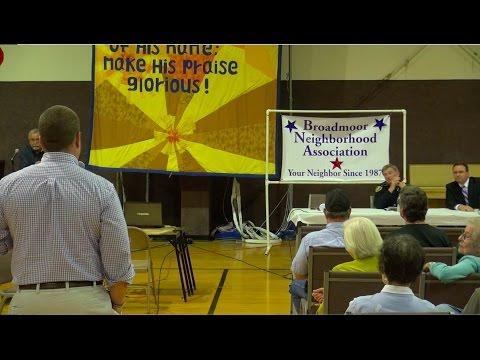 Broadmoor Neighborhood Association Forum on Public Corruption