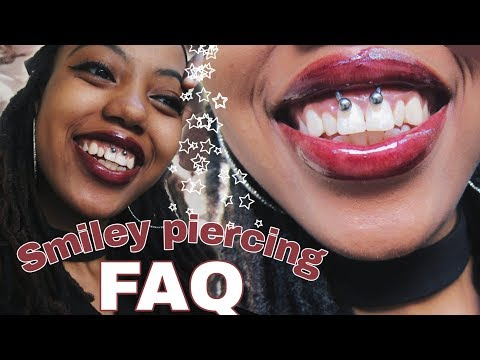 Everything You Need To Know About Smiley Piercings | South African YouTuber