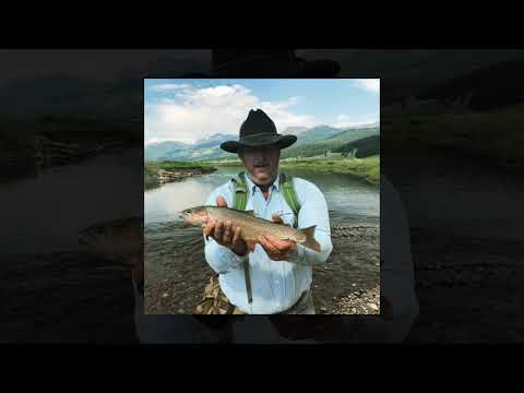 Fly-fishing Yellowstone's Backcountry