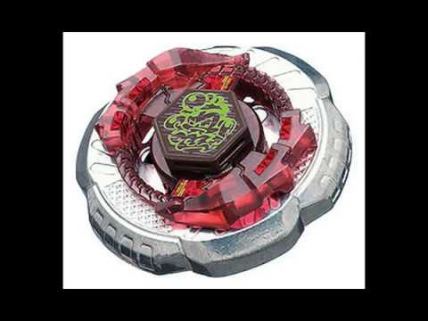 Top 10 Metal Fusion Beyblades - YouTube