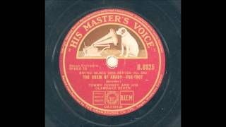 TOMMY DORSEY AND HIS CLAMBAKE SEVEN - THE SHEIK OF ARABY