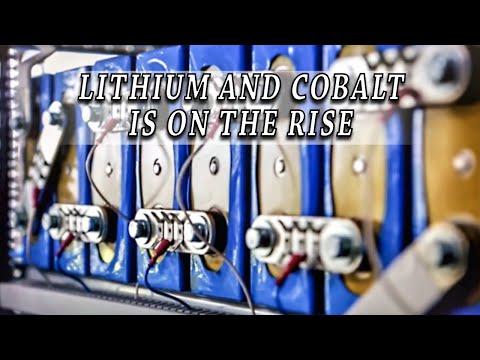 Litio y Cobalto en 2018