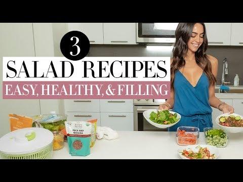 Salad Recipes Filling Salad Recipes Easy | Dr Mona Vand