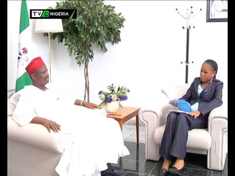 Download THE SUNDAY INTERVIEW ft Governor Rabiu Kwankwaso - Part 2   TVC Nigeria