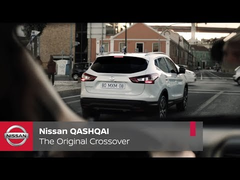 Nissan QASHQAI. Spot TV: The Original Crossover.