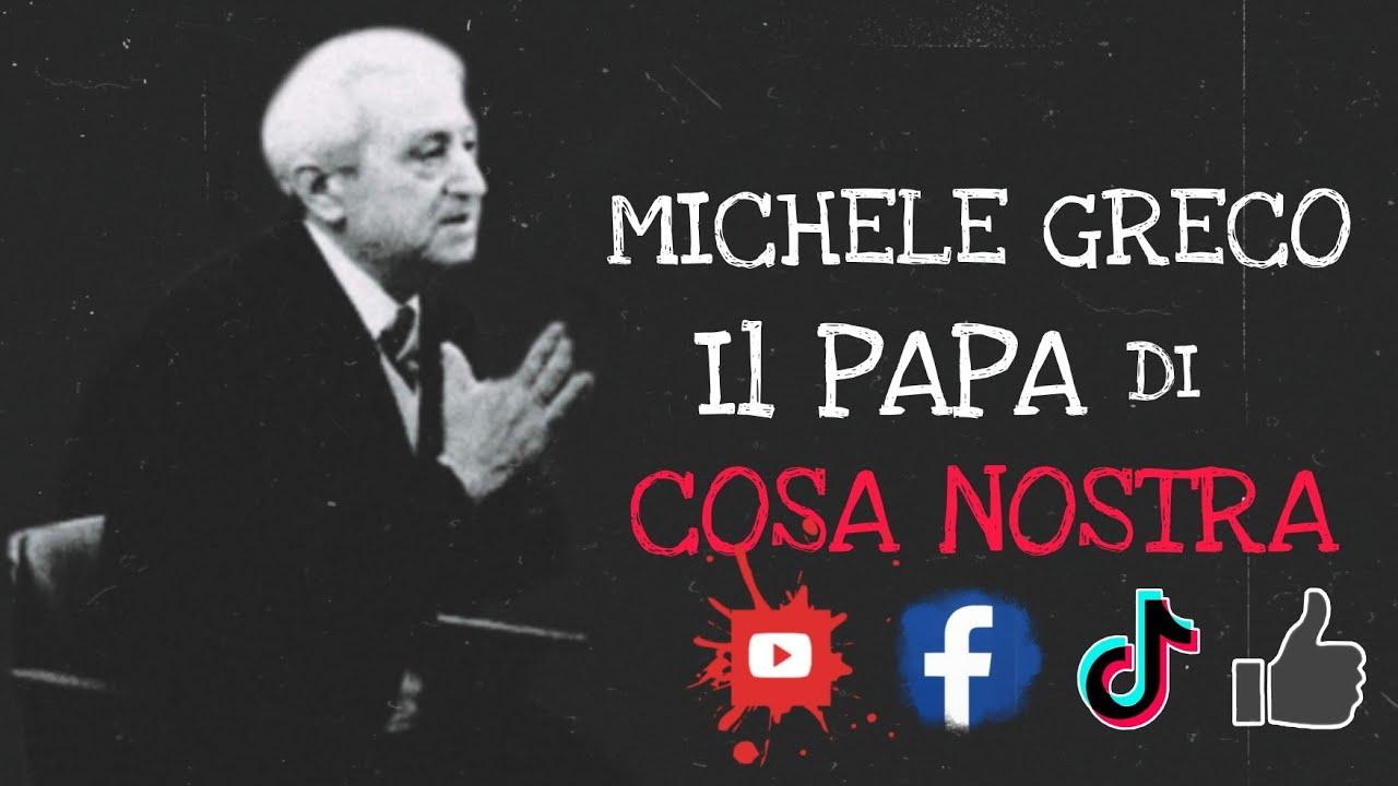 """Michele Greco: Il """"Papa di Cosa Nostra"""""""
