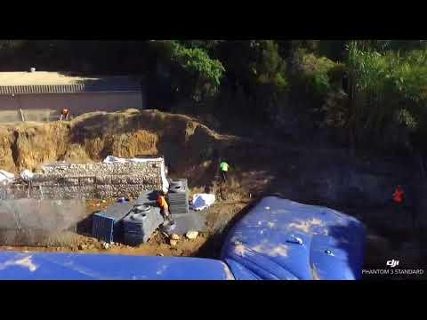 ABM Landscaping, Christchurch Grammar Project