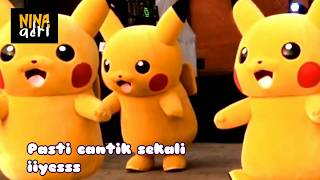 Download Video Tak Tun Tuang Parody Pokemon Lucu Jogetnya2 MP3 3GP MP4