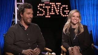 Sing - Reese Witherspoon und Matthew McConaughey