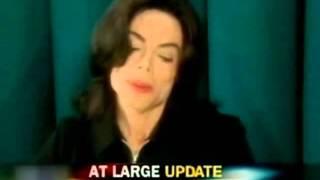 Michael Jackson talks about Janet's Superbowl Performance{2005}