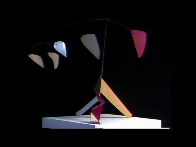 Sin título (1972). Alexander Calder