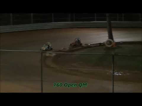 Quarter Midgets at Shellhammers Speedway ERM Racing - 4/13/2019