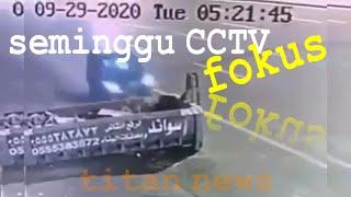 VIdeo Kejadian Terekam Kamera CCTV Rekaman Peristiwa Aneh Di Dunia Saat Bekerja Viral Fakta Populer