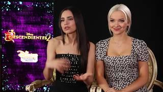 Dove Cameron y Sofía Carson - Nota Descendientes 2 (English/Español)