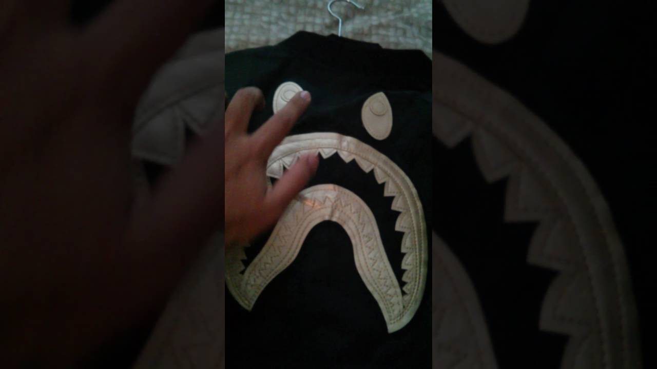 Bape Review ( a bathing aape )   telling the difference between the real  and fake 79cac325d