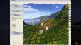 ЛикБез - 3D низко полигональная растительность (prg - Plant Life)