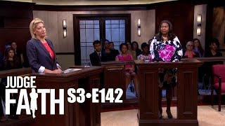 Judge Faith - I'm Not Leaving (Season 3: Episode #142)