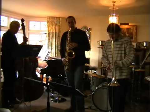 Take The A Train, Jazz Quintet Featuring Marcus Reynolds On Trombone