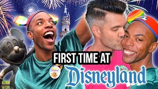 My First Time At Disneyland California! (Life After Clevver)
