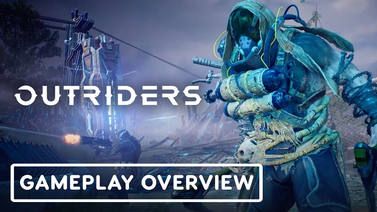 Outriders - Official Gameplay Overview