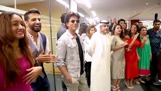 Transformers Dance Studio Performance for Shah Rukh Khan | Zero Promotions | SRK | TDS Dubai Choreo