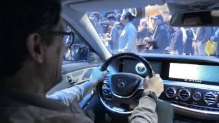 CES 2017 Mercedes Fit & Healthy - Zwei Mann, ein Auto   auto motor und sport