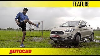 #GoFreestyle with Archis Patil | Ford Freestyle | Sponsored Feature