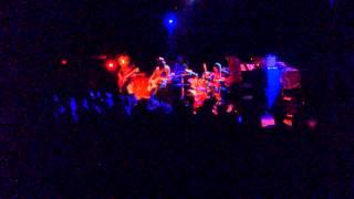 Toundra - Ara Caeli - Live Sala Apolo (Barcelona - Aloud Music Festival) - 9/02/2013