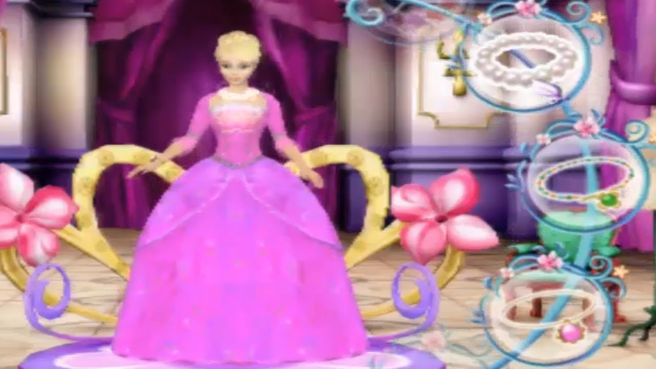 Barbie As The Island Princess Dressing Room Pc Game Youtube