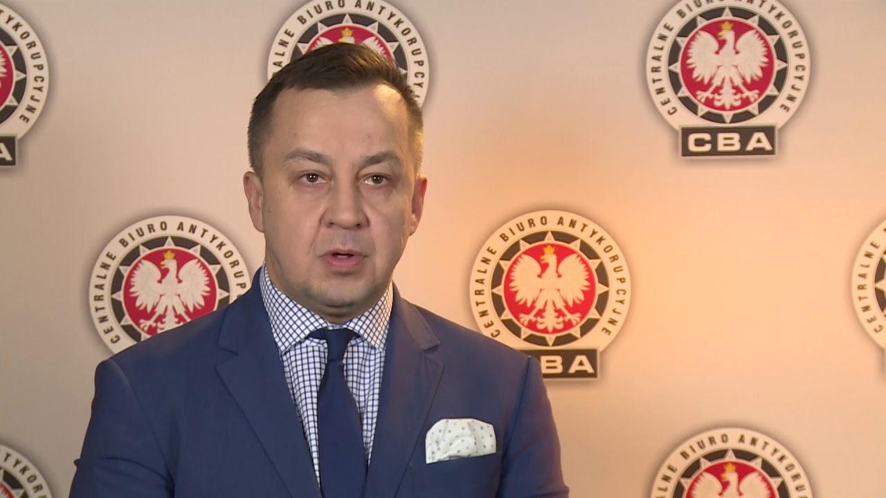 CBA Lublin. Funkcjonariusze lubelskiego CBA zatrzymali szefa Rady Nadzorczej Grupy Azoty