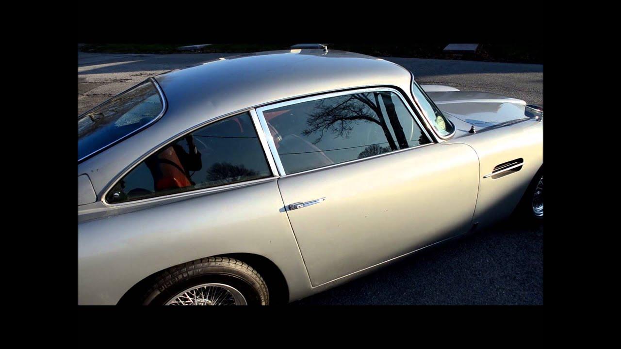Aston Martin DB YouTube - 1965 aston martin db5