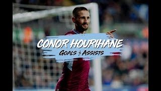 Conor Hourihane: All goals and assists