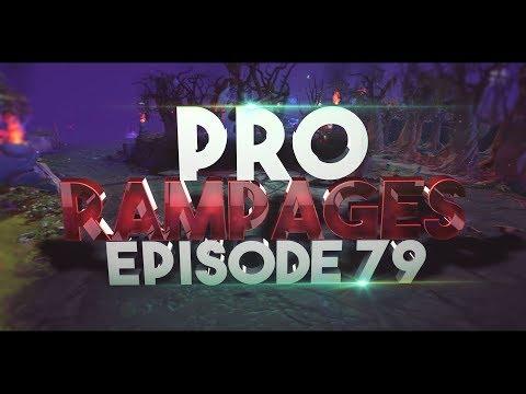 Pro Rampages - Ep. 79 [Dota 2] thumbnail
