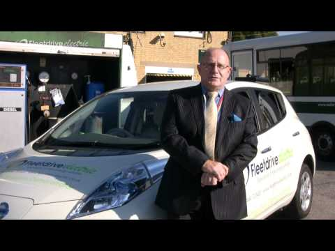Nissan Leaf Review - Oxfordshire County Council