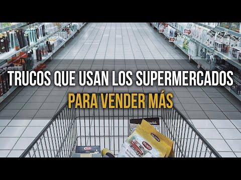 10 Trucos que usan los Supermercados para Vender Más - YouTube