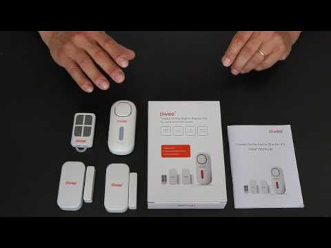 Tiiwee Home Alarm Starter Kit - Beschreibung