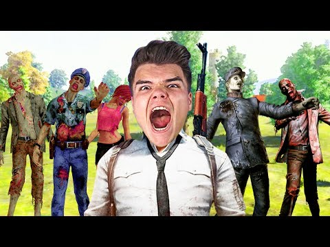 JELLY Vs ZOMBIES! (Battlegrounds)
