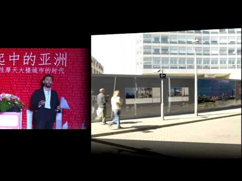 """CTBUH 2012 Shanghai - William Murray, """"Selling Tall: The Branding and Marketing of Tall Buildings"""""""
