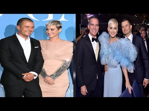 Katy Perry Spends $50,000 to Go on Date with Orlando Bloom, Outbidding Fan at Charity Auction - News Mp3