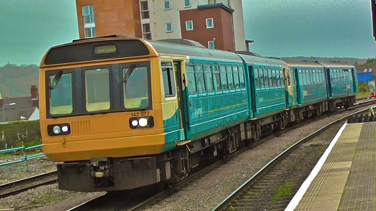 Arriva Trains Wales: Fares to rise in 10p increments - BBC News