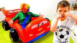 Егорка и Веселая история с машинкой