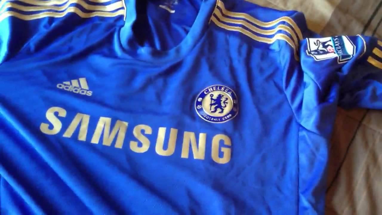 new style f65c0 e5cb4 2012/2013 Didier Drogba Chelsea Jersey