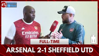 Arsenal 2-1 Sheffield United | Great Win But It's Deja Vu With Transfers! (DT)