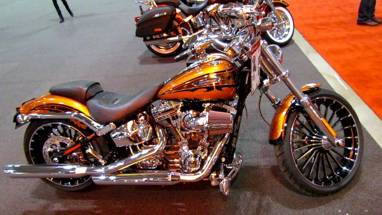 2014 Harley Davidson CVO Breakout Walkaround
