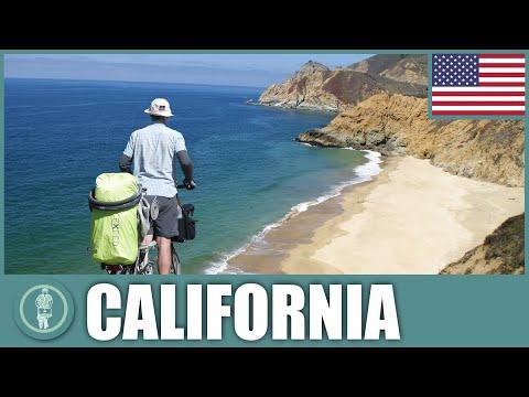 California Pacific Cycling Tour on a Brompton Bike