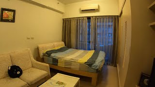 Gambar cover Tour of a 1 Bedroom Studio Apartment at Taipei Main Station (AirBnB)