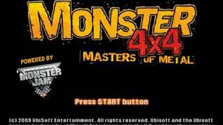 Monster 4x4: Masters of Metal - DEMO Video