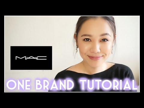 M.A.Cだけでフルメイク!|M.A.C One Brand Tutorial